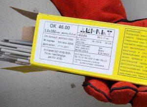 Сколько штук электродов в пачке на 1-3-5 килограмм