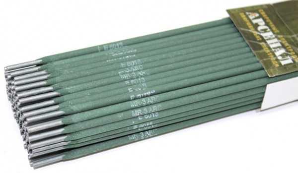 Сколько штук электродов в пачке на 1-5 кг