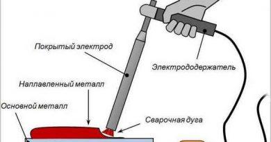 Техника ручной дуговой сварки для начинающих