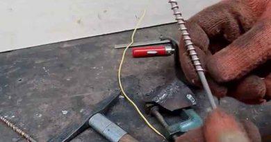 Как сделать электроды по чугуну в домашних условиях