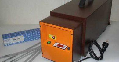 Прокалка электродов: температура, время, способы