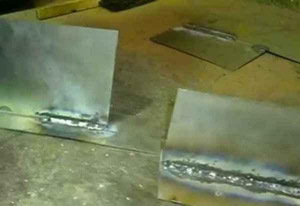 Секрет сварки тонкого металла