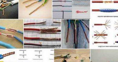 Как лучше соединить алюминиевый кабель: способы