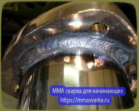 Сварка нержавейки с черным металлом - технология работ