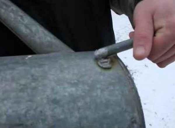 Как сделать термитный карандаш своими руками
