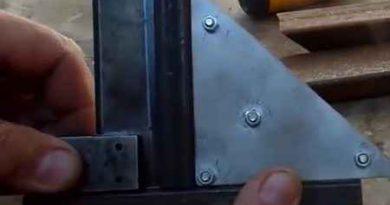 Магнитный угольник для сварки своими руками «третья рука»