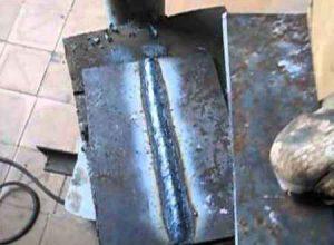 Технология сварки тонколистовой стали электродом