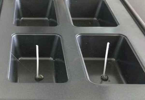Как сделать топливные брикеты из воска