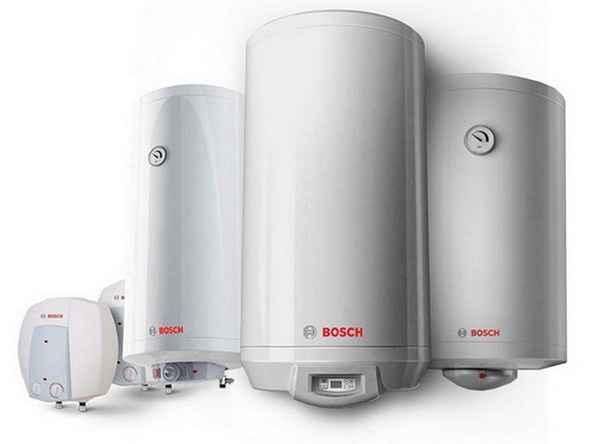 Как устроены электрические водонагреватели