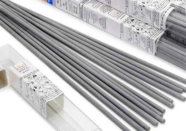 Популярные электроды для сварки