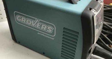 Сварочный инвертор GROVERS MMA-200G professional
