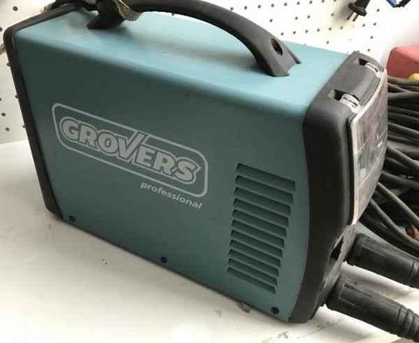 Обзор сварочного инвертора GROVERS MMA-200G professional