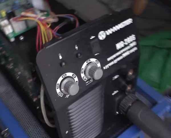 Правила ухода за сварочным полуавтоматом и чистка газовой горелки