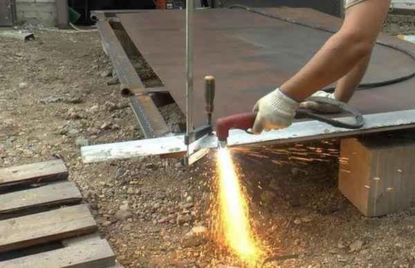 Как варить металл, чтобы не повело