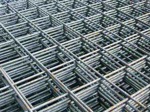 Производство сварной строительной сетки: этапы и технология