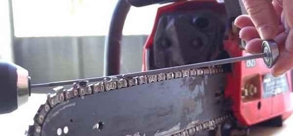 Из чего можно сделать станок для заточки цепей бензопил