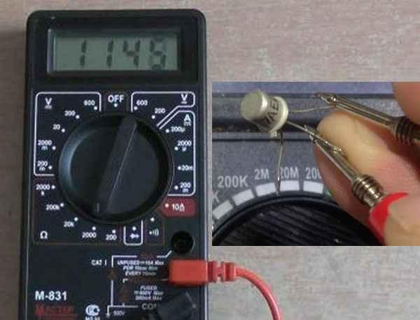 Как найти скрытую проводку мультиметром