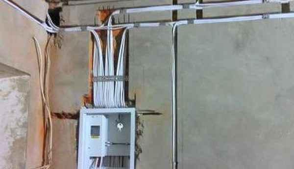 Ремонт и замена электропроводки – расценки по Москве