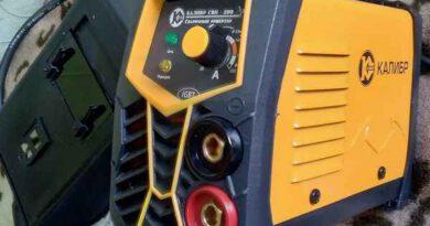 Сварочный инвертор Калибр СВИ - 200, характеристики, отзывы