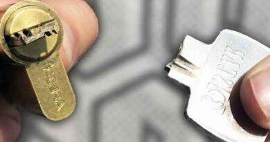 Как быстро достать сломавшийся ключ из замка и вытащить обломок