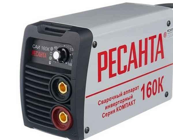 Сварочный аппарат РЕСАНТА САИ-160К (MMA)