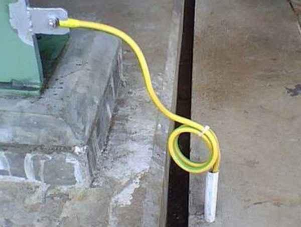 Правила заземления сварочного оборудования и инверторов