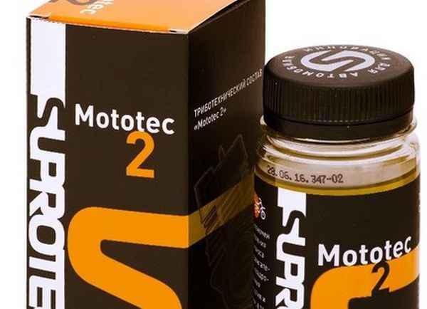 Присадка MOTOTEC 2 от Suprotec