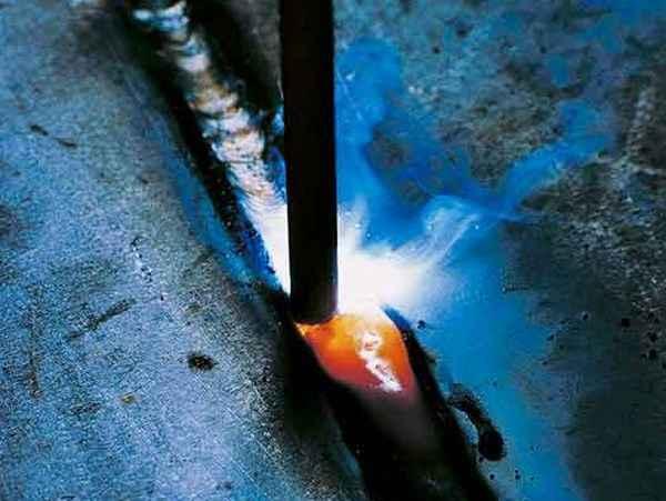 Как уменьшить разбрызгивание металла при сварке