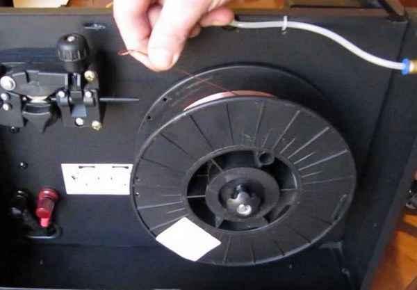 Подготовка полуавтомата к сварке кузовного металла