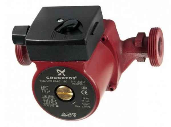 Grundfos UPS 25-40 180
