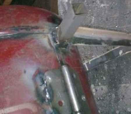 Как сварить мангал из газового баллона
