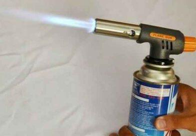 Портативные газовые горелки для пайки и не только