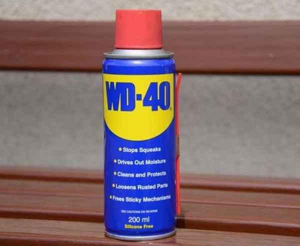 Что такое WD-40