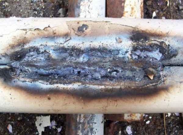 Неустойчивое горение сварочной дуги, разбрызгивание металла