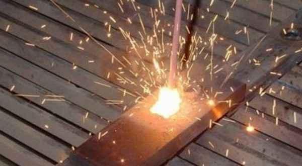 Как происходит перенос плавящегося металла