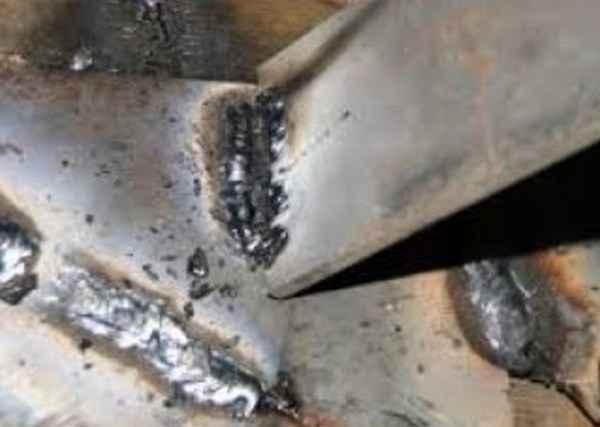 Из-за чего происходит непровар металла при сварке