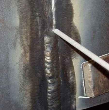 Как правильно варить потолочный шов