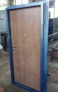 Варим железную дверь - что для этого нужно и с чего начать