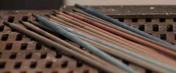 4 типа электродных покрытий