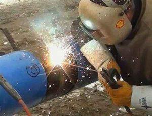 Технология сварки водопроводных труб под давлением