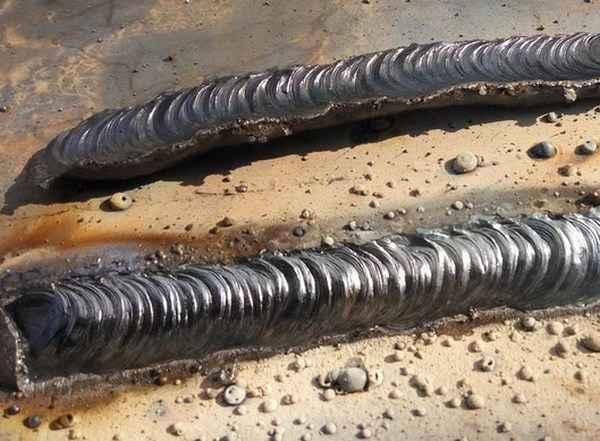 Как сделать так, чтобы электрод не прилипал к металлу