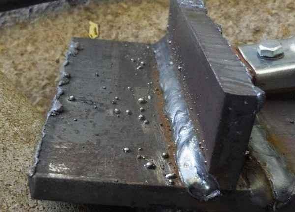 Как неподготовленный металл влияет на сварку