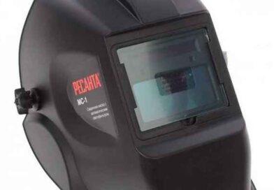 Сварочная маска Ресанта МС-1: характеристики