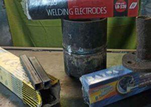 Рутиловые электроды