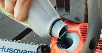 Какой бензин лучше лить в бензопилу - 92, 95 или 98