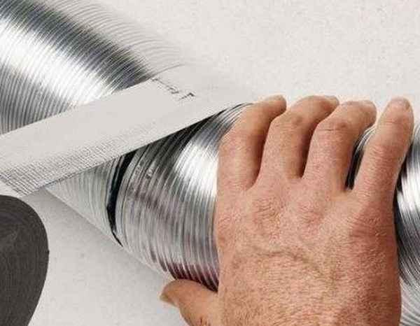 Где применяется алюминиевая лента