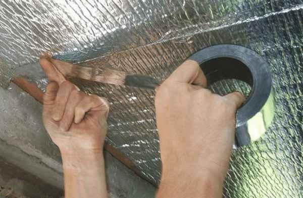 Преимущества алюминиевой ленты