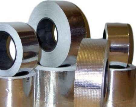 Как и где применяется алюминиевая лента в строительстве