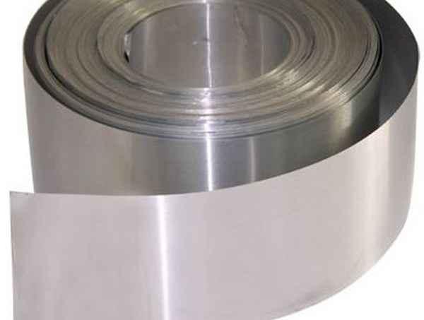 Из чего сделана алюминиевая лента