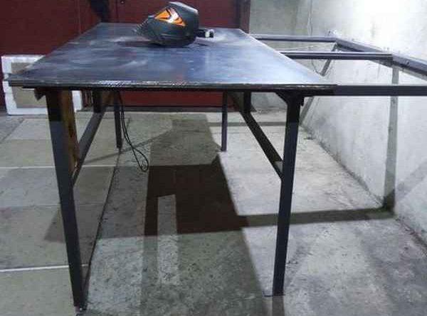 Как выбрать сварочный стол: типы сварочных столов